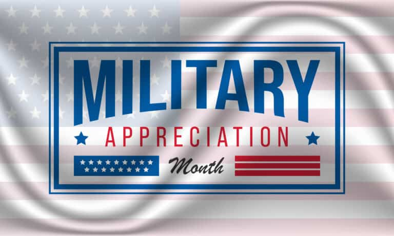 Military Month Discounts