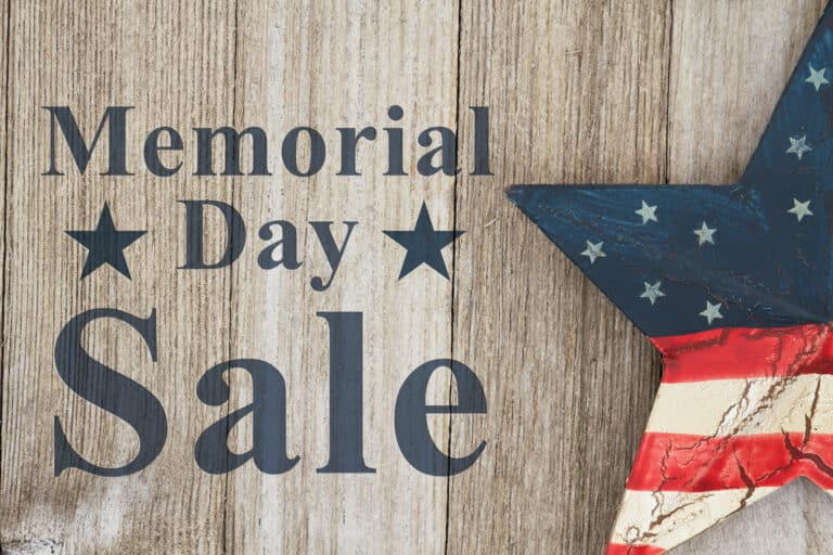 Best Things To Buy Over Memorial Day